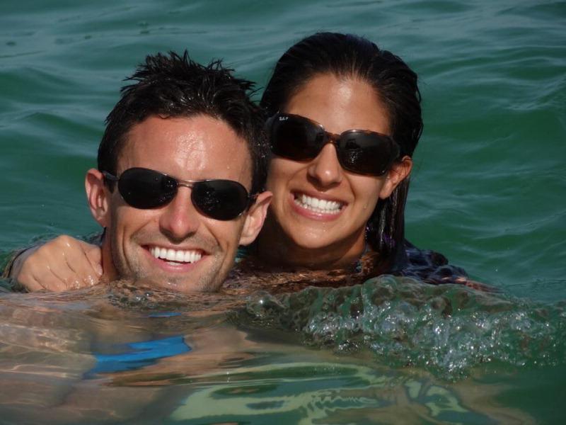 The Bay Gift Registry Wedding: Caneel Bay Honeymoon Gift Registry